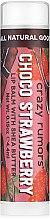 """Düfte, Parfümerie und Kosmetik Lippenbalsam """"Schokoladenerdbeere"""" - Crazy Rumors Chocolate Strawberry Lip Balm"""
