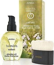 Düfte, Parfümerie und Kosmetik Set - Aveda Tulasara Morning Awakening Ritual Kit (f/oil/50ml + brush/1pc)