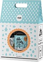 Düfte, Parfümerie und Kosmetik Körperpflegeset - Yope Zimowe Ciasteczka (Duschgel 400ml + Flüssigseife 500ml + Körperbalsam 300ml)
