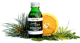 Düfte, Parfümerie und Kosmetik Regenerierende Haarmaske mit Olivenöl und Orange - Uoga Uoga Natural Restoring Hair Oil-Mask