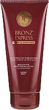 Düfte, Parfümerie und Kosmetik Feuchtigkeitsspendende Körperlotion - Academie Bronze Express Beautifying Moisturizing Lotion