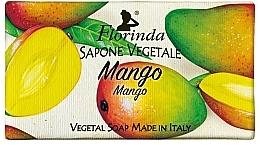 Düfte, Parfümerie und Kosmetik Naturseife Mango - Florinda Mango Natural Soap