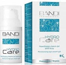 Düfte, Parfümerie und Kosmetik Feuchtigkeitsspendendes Augenkonturcreme-Gel - Bandi Professional Hydro Care Moisturizing Eye Cream-Gel