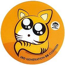 Düfte, Parfümerie und Kosmetik BB Creme Cushion - Dr. Mola 3rd Generation BB Cushion Cat