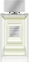 Düfte, Parfümerie und Kosmetik Lalique Hommage a L'Homme - Eau de Toilette