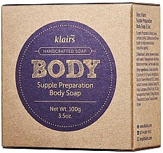 Düfte, Parfümerie und Kosmetik Gesichts- und Körperseife mit Kakao und Kokosöl - Klairs Supple Preparation Body Soap