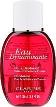 Düfte, Parfümerie und Kosmetik Clarins Eau Dynamisante - Deospray