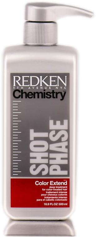 Intensive Haarpflege für gefärbtes Haar - Redken Chemistry Syatem Color Extend Shot Phase — Bild N1