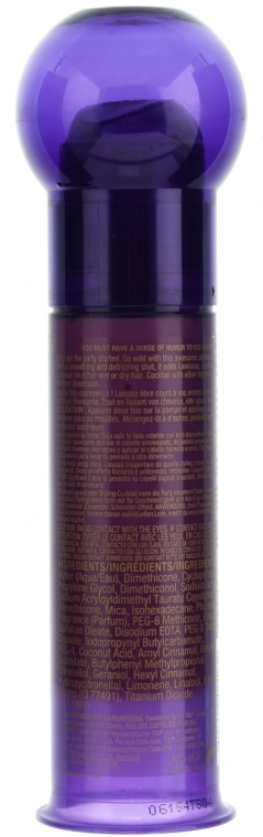 Haarcreme mit Goldpartikeln für brünettes und rotes Haar - Tigi Blow Out — Bild N2