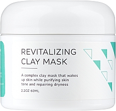 Düfte, Parfümerie und Kosmetik Revitalisierende Tonmaske für das Gesicht - Ofra Revitalizing Clay Mask