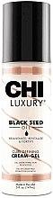 Düfte, Parfümerie und Kosmetik Stylingcreme für Locken, Wellen und krauses Haar mit Schwarzkümmelöl - CHI Luxury Black Seed Oil Curl Defining Cream-Gel