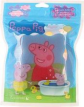 Düfte, Parfümerie und Kosmetik Kinder-Badeschwamm Peppa Pig, Peppa - Suavipiel Peppa Pig Bath Sponge