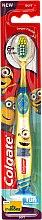 Düfte, Parfümerie und Kosmetik Kinderzahnbürste Minions 6+ Jahre gelb - Colgate Kids Soft Toothbrush