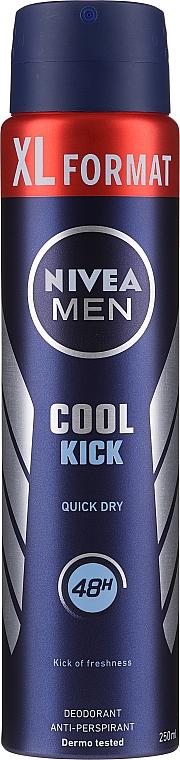 Deospray - Nivea Men Cool Kick Deo Spray