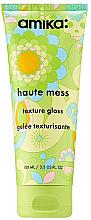 Düfte, Parfümerie und Kosmetik Texturierendes Haargel für mehr Glanz - Amika Haute Mess Texture Gloss Gel