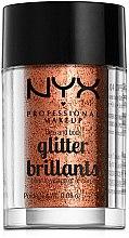 Düfte, Parfümerie und Kosmetik Gesichts- und Körperglitter - NYX Professional Makeup Face & Body Glitter