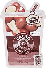 Düfte, Parfümerie und Kosmetik Regenerierende Gesichtsmaske mit Kakao - Mediheal Vita Cacao Mask