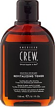 Düfte, Parfümerie und Kosmetik After Shave Lotion - American Crew Revitalizing Toner