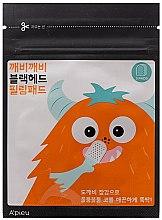 Düfte, Parfümerie und Kosmetik Weiches Peeling-Pad gegen Mitesser - A'pieu Goblin Blackhead Peeling Pad
