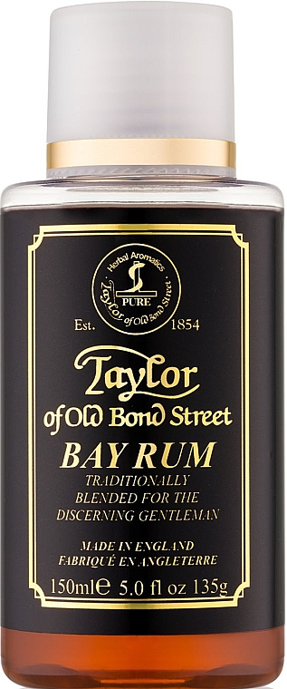 Taylor of Old Bond Street Bay Rum - After Shave Lotion