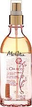 Düfte, Parfümerie und Kosmetik Fußöl mit rosa Beeren und Minzwasser - Melvita L'Or Rose Oil