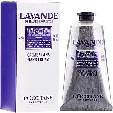 """Düfte, Parfümerie und Kosmetik Handcreme """"Lavendel"""" - L'Occitane Lavande Hand Cream"""