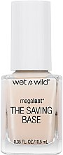 Düfte, Parfümerie und Kosmetik 10in1 Nagelunterlack - Wet N Wild Megalast Fortifying The Saving Base Coat