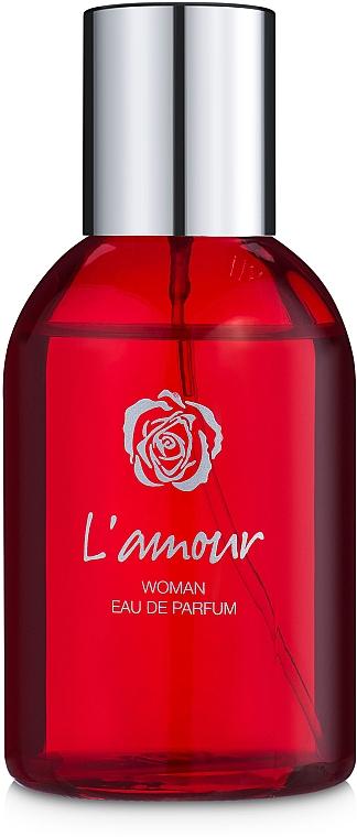 Vittorio Bellucci L'amour - Eau de Parfum — Bild N1