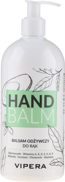 Pflegender Handbalsam - Vipera Nourishing Hand Balm