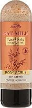 Düfte, Parfümerie und Kosmetik Körperpeeling mit Hafermilch - Joanna Botanicals For Home Spa Body Scrub