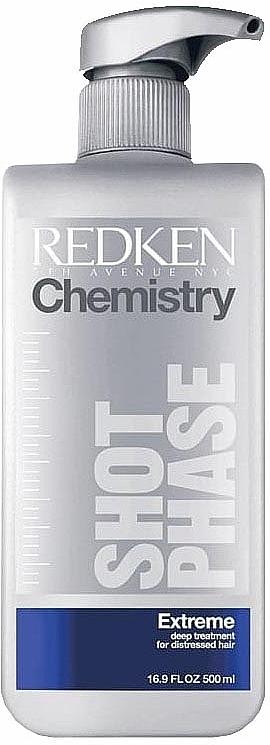 Intensive Haarpflege für geschädigtes und dünnes Haar - Redken Chemistry System Extreme Shot Phase — Bild N1