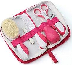 Düfte, Parfümerie und Kosmetik Baby-Pflegeset weiß-rosa - Nuvita