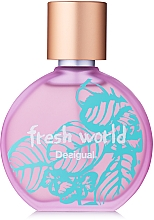 Düfte, Parfümerie und Kosmetik Desigual Fresh World - Eau de Toilette