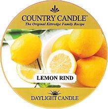 Düfte, Parfümerie und Kosmetik Duftkerze Daylight Lemon Rind - Country Candle Lemon Rind