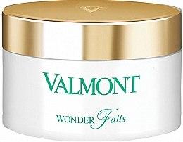 Düfte, Parfümerie und Kosmetik Creme zur Make-up Entfernung mit reinem Gletscherwasser, Präbiotika & Probiotika - Valmont Wonder Falls