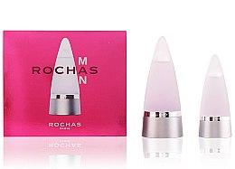 Düfte, Parfümerie und Kosmetik Rochas Rochas Man - Duftset (Eau de Toilette 100ml + Eau de Toilette 50ml)