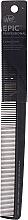 Düfte, Parfümerie und Kosmetik Haarkamm schwarz - Wet Brush Pro Epic Cutting Comb