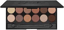 Düfte, Parfümerie und Kosmetik Lidschattenpalette - Sleek MakeUP i-Divine Mineral Based Eyeshadow Palette A New Day