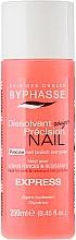 Düfte, Parfümerie und Kosmetik Nagellackentferner - Byphasse Nail Polish Remover Express