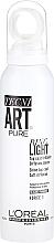Düfte, Parfümerie und Kosmetik Haarspray mit glänzendem Effekt - L'Oreal Professionnel Tecni.art Pure Ring Light Top Coat Brilliance