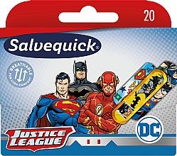 Düfte, Parfümerie und Kosmetik Wasserfeste Kinder-Pflaster Justice League - Salvequick Justice League