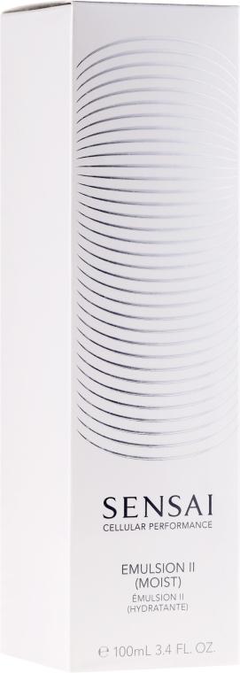 Gesichtsemulsion - Kanebo Sensai Cellular Performance Emulsion II — Bild N2
