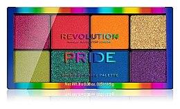 Düfte, Parfümerie und Kosmetik Lidschattenpalette - Makeup Revolution x Pride Spirit Of Pride Shadow Palette