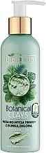 Düfte, Parfümerie und Kosmetik Entgiftende Gesichtsreinigungspaste mit grünem Ton - Bielenda Botanical Clays Vegan Face Wash Paste Green Clay