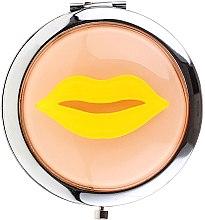 Düfte, Parfümerie und Kosmetik Kosmetischer Taschenspiegel 85680 gelb - Top Choice
