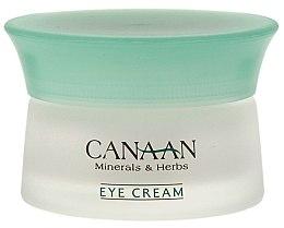 Augenkonturcreme - Canaan Minerals & Herbs Eye Cream — Bild N2