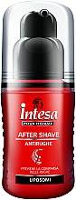 Düfte, Parfümerie und Kosmetik Anti-Falten After Shave Lotion - Intesa Classic Black Afer Shave Antirughe
