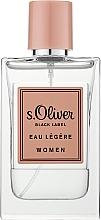 Düfte, Parfümerie und Kosmetik S. Oliver Black Label Eau Legere Women - Eau de Toilette
