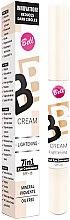 Düfte, Parfümerie und Kosmetik Strahlender Gesicht Concealer - Bell BB Cream Lightening 7in1 Eye Concealer