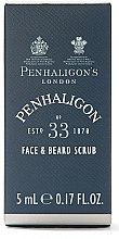 Düfte, Parfümerie und Kosmetik Penhaligon's No. 33 - Gesichts- und Bartpeeling